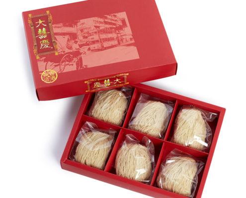 養顏花膠麵
