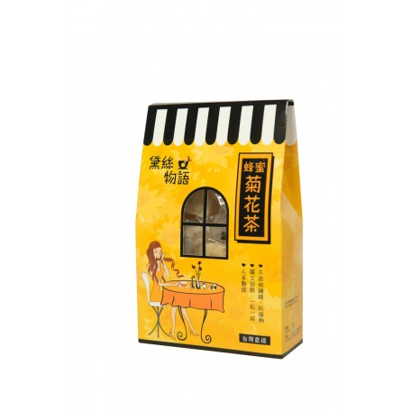 Honey-Chrysanthemum-Tea-250g