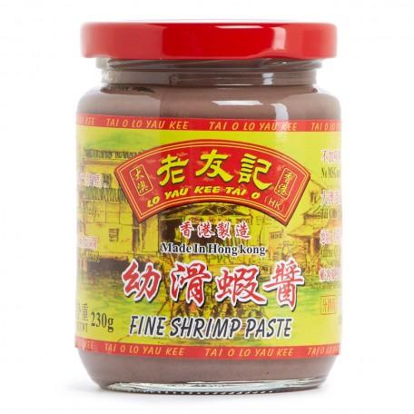 Tai-O-Lo-Yau-Kee-Fine-Shrimp-Paste-230g