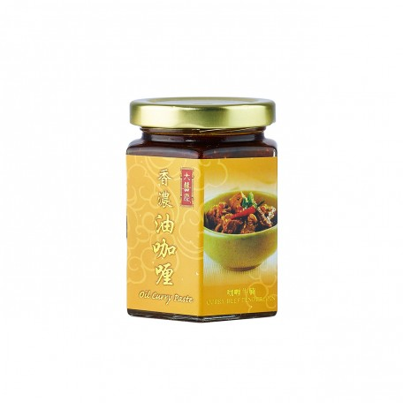 Oil Curry Paste 170g